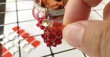 【部落客分享】飾品|OSMAR 絢彩家|無耳洞也能打扮美美的貼式耳環!