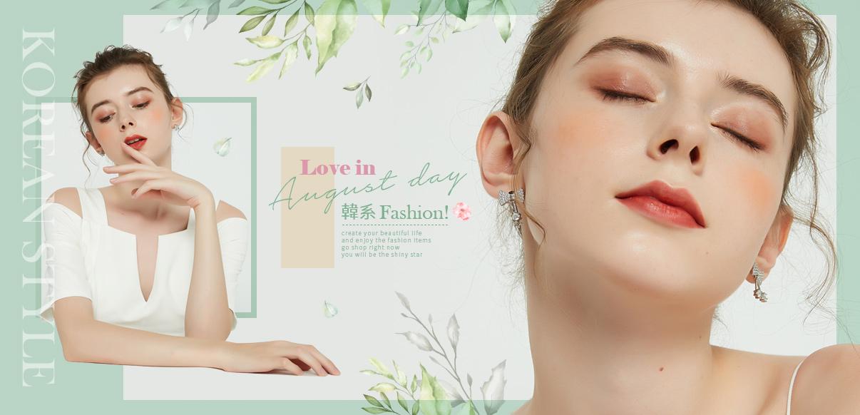 2019年8月新品飾品-本月新品