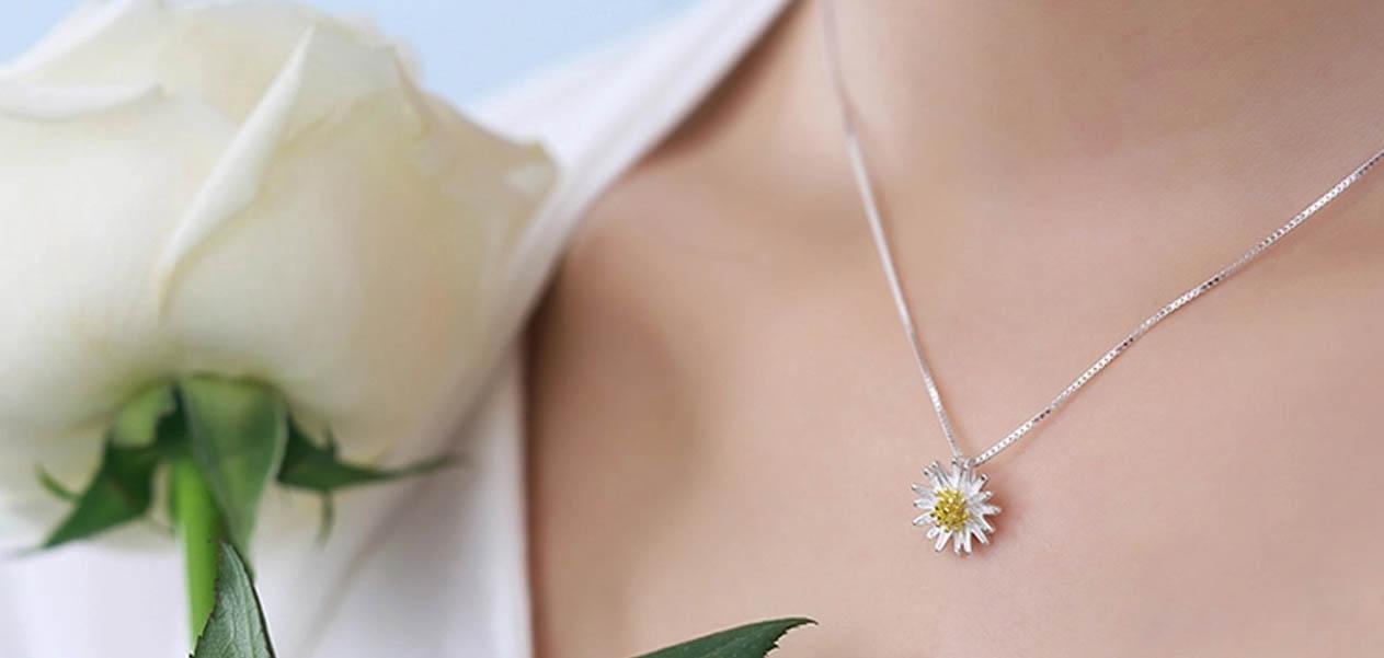 鎖骨鍊-項鍊 | Necklaces