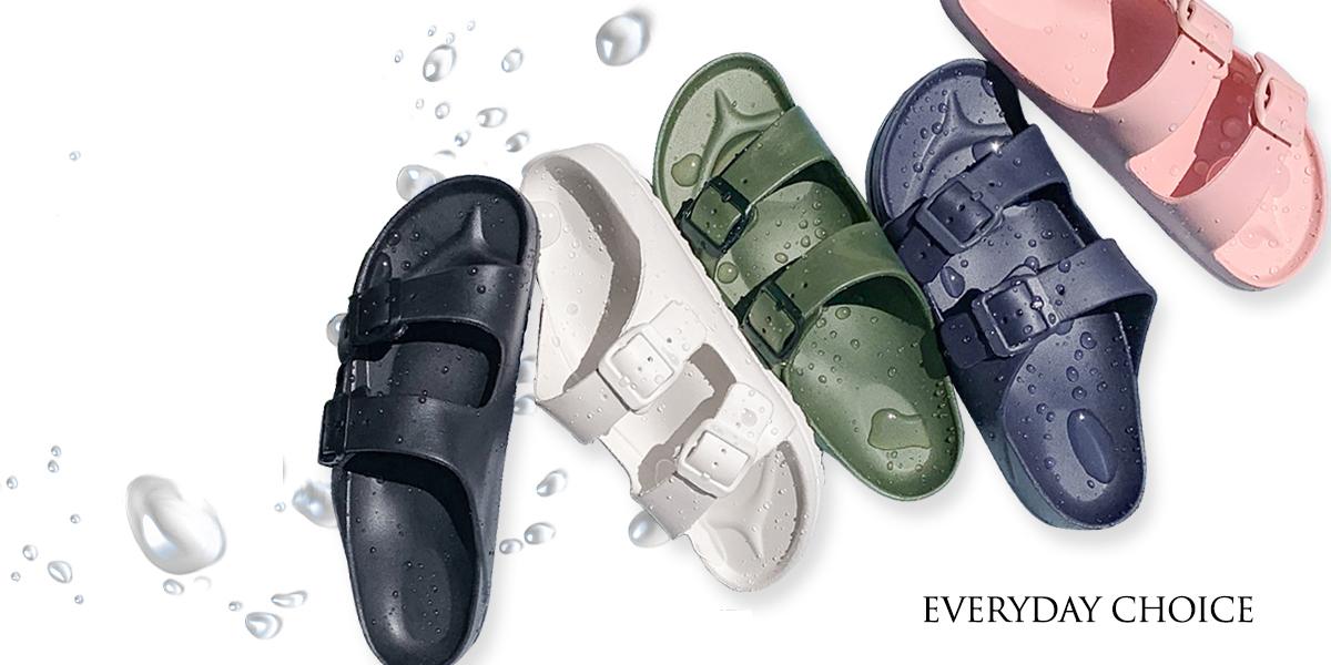 拖鞋/涼鞋-鞋款 | Shoes
