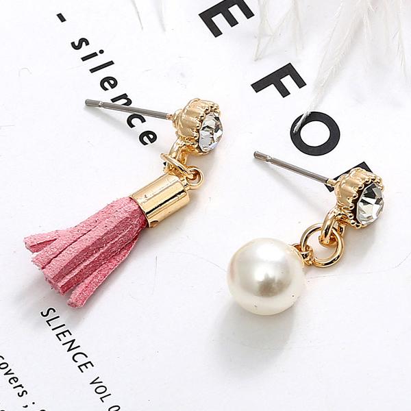STK564PK-N 粉色-耳針款