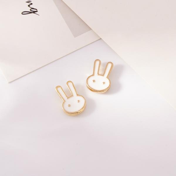 STK138GD 金色小兔