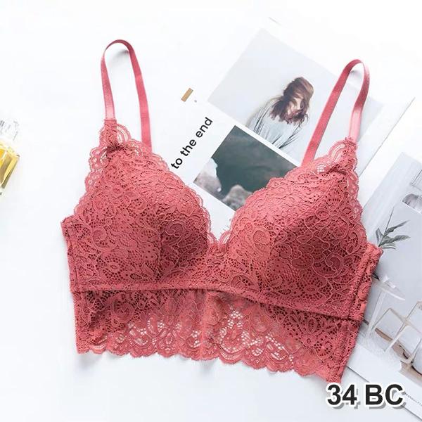 BRA026PK34 粉色34BC
