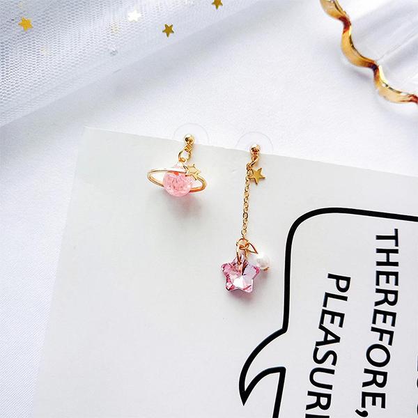 STK311PK-N 粉色-耳針款