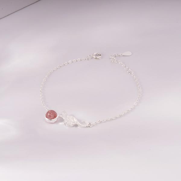 BRC026PK 草莓水晶