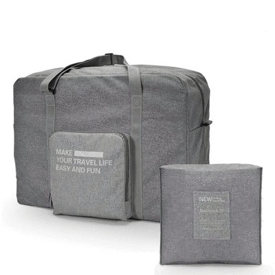 實用大容量防水摺疊旅行袋