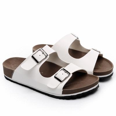 MIT台灣製-經典休閒雙帶涼拖鞋(中性款)