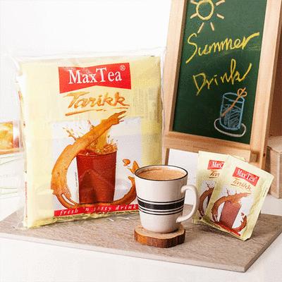 印尼 MAX TEA TARIKK 泡泡奶茶拉茶(25g*30入 袋裝)