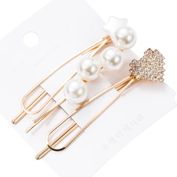 HAC002WH 白色珍珠