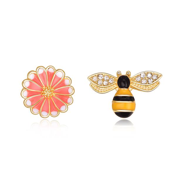 STK169BS 蜜蜂雛菊