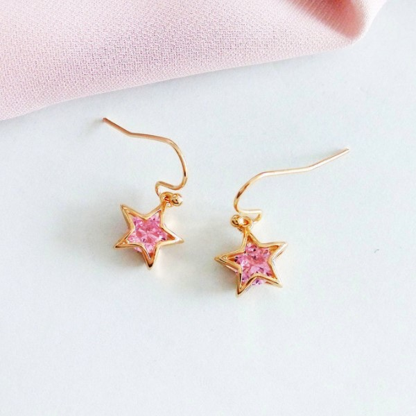 STK178PK-N 粉色-耳針