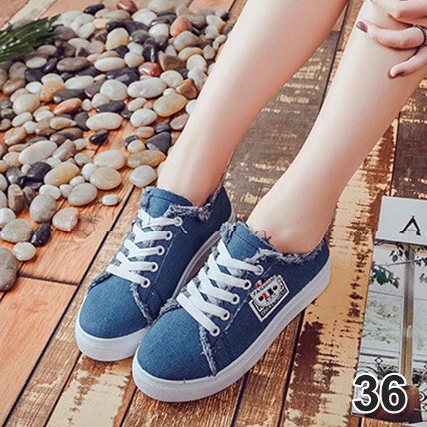 SHE007DB36 藍色36號