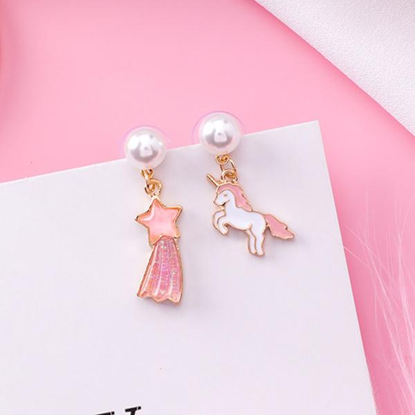 STK367PK-N 粉色-耳針款