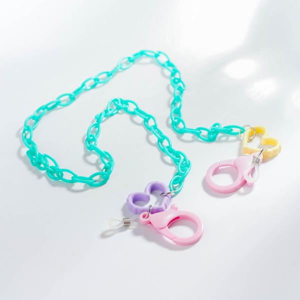 我們的心鏈在一起口罩鍊/眼鏡鍊