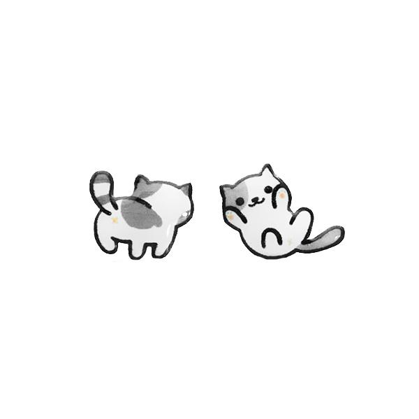 STK257CT 萌寵小貓