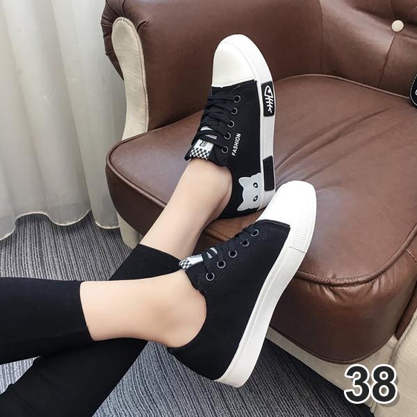 SHE004BK38 黑色38號